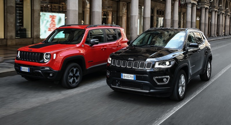 Jeep Compass 4xe & Renegade 4xe Resmi Mengaspal