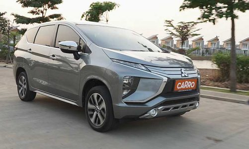 MITSUBISHI XPANDER ULTIMATE 2018: THE BREAKTHROUGH ONE