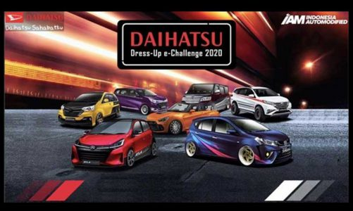 Daihatsu Dress Up Challenge 2020 Diselenggarakan Virtual
