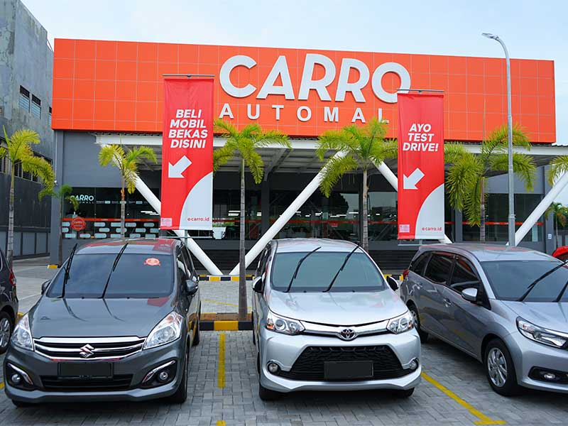 promo CARRO Indonesia