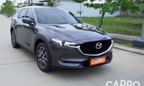 Review Mazda CX-5 GT 2018 : Ultimate Sophisticated SUV