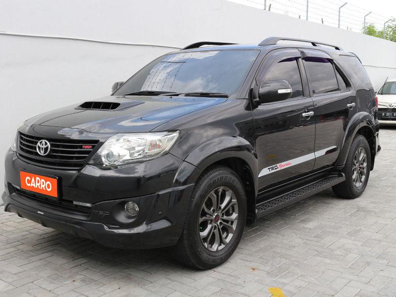 merek mobil Jepang cepat terjual Toyota Fortuner