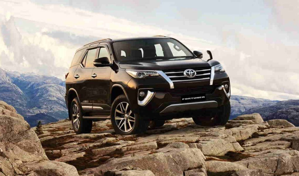Mobil SUV, Toyota Fortuner 4x4